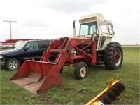 1966 IHC 806 Tractor #26755