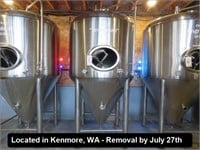 NINE YARDS BREWING - ONLINE AUCTION