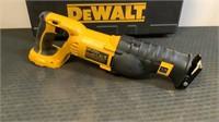 DeWalt Reciprocating Saw DC385