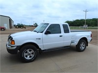2002 Ford Ranger XLT Pickup #