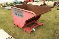 Metal Dumping Box