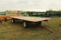 New Wooden 8' x 20' Hay Rack #