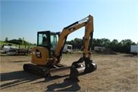 2014 CAT 304E CR Mini Excavator #ERTN02684