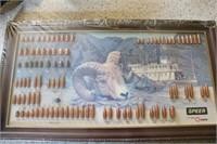 Speer Bullet Display