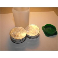 HB-7-18-21- Collectible Coins- Silver Bullion - Gold
