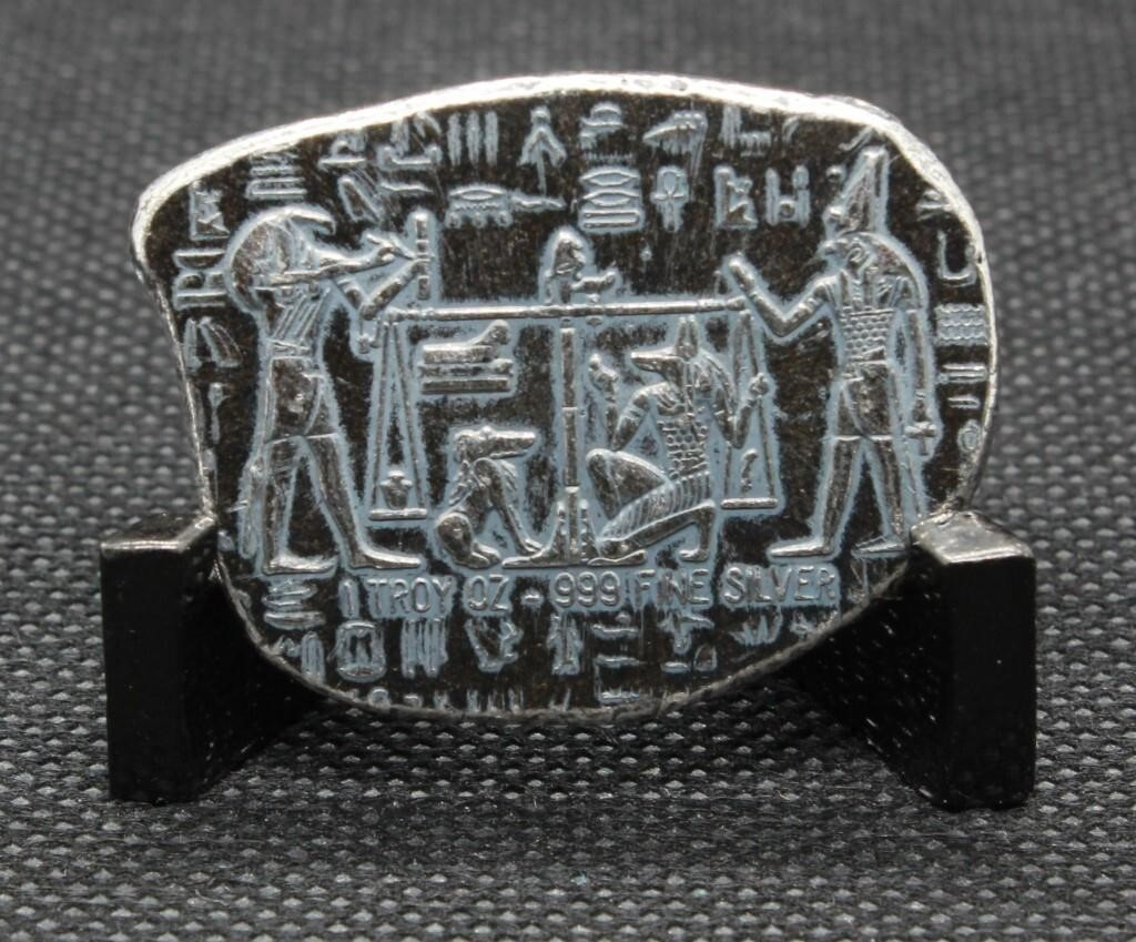 Collector Sale | Massive Gemstones, Ancient Relics & Silver
