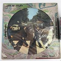 Vinyle Imagé (Picture Disc) The beatles Abbey Road