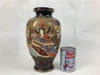 Vase en céramique, Japon