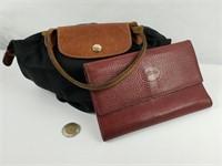 Petit sac Le Pliage & porte-feuille Longchamps