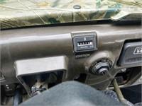 2004 KawasakiMule3010-775 hrs 4-Wheel DrCamouflage