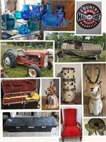 Ames, Iowa Estate Auction-No Shipping