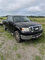 2007 Ford F-150 ext. cab 203,282 +/- miles