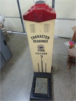 Cool Vintage Store Scales Wate & Fate - Heavy -