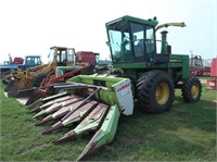 JD 5460 Silage Cutter #367494