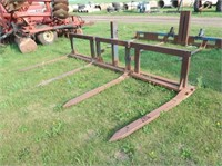 Rural 3Pt Double Bale Mover #