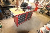 Tools, Trailer, Shop Tables, & More