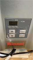 Rinnai Tankless Natural Gas Water Heater RU180IN (