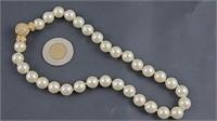 Collier de perles, Dior, vintage