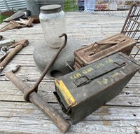Tues. Aug. 3rd 370+ Lot Online Only Cassida Estate Auction