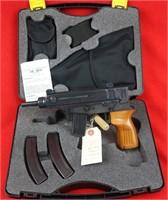 S.A. VZ 61 Škorpion Pistol 7.65mm Br.