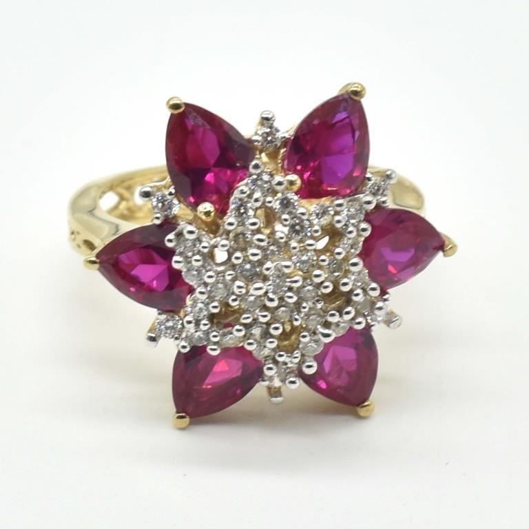 #164:Bankruptcy Designer Jewelry & Rare Color Diamonds