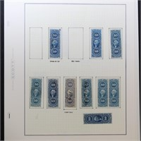 August 8th, 2021 Weekly Stamps & Collectibles Auction