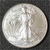 Midweek Gold & Silver Bullion & Coin Auction