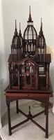 Ornate Bird Cage