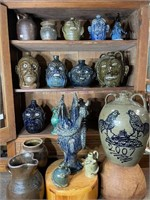 POTTERY, COINS, & QUALITY SMALLS