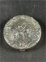 Sterling Silver Compact Gorham