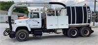 1993 Ford LNT8000F RR Vacuum Truck 4x2