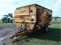 Knight 3042 Mixer Wagon #