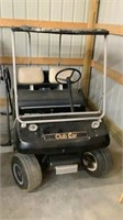 Club Car Battery Golf Cart Used For Hunting New