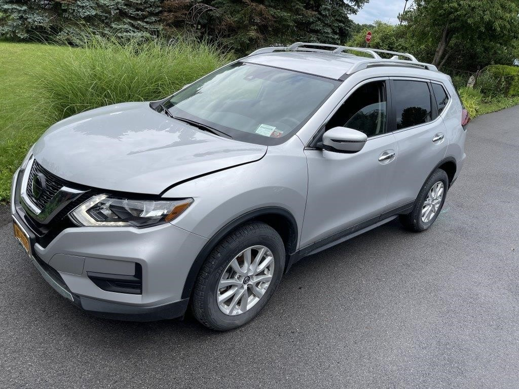2019 NISSAN ROUGE SPECIAL EDITION AWD 3K MILES