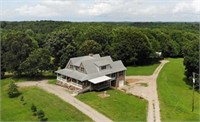 5 BR 4 BA 3,388 Sq. Ft. Home on 158.7 +/- Acres