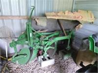 John Deere Tractors, Implements, Garage & Household Online