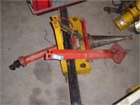 The Stickler log splitter