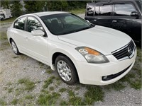 2009 NISSAN ALTIMA 2.5S **RUNS BUT WILL NOT MOVE**