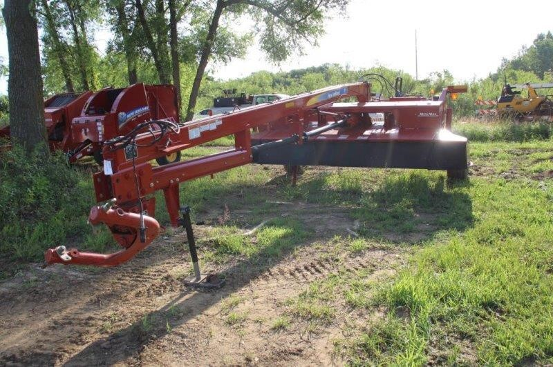 2013 New Holland H7450 Mow Max 13Ft Discbine