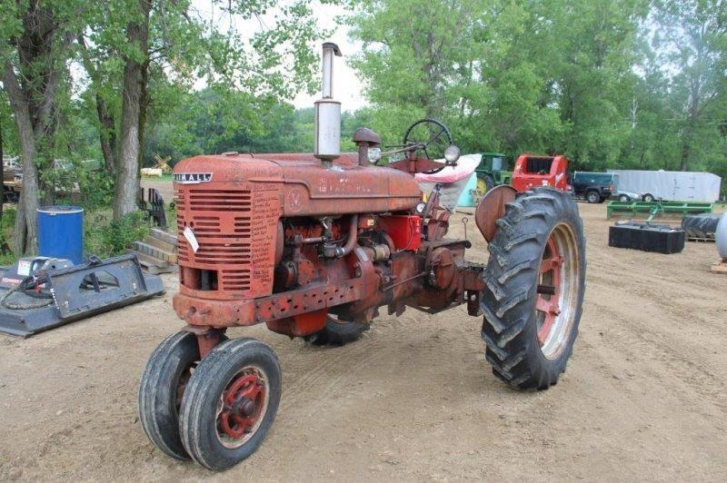1949 Farmall M Gas Tractor