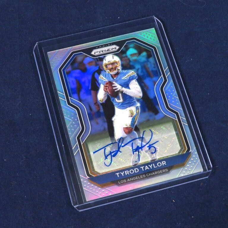 Vic's Sports Card and Collectable Card Auction 8/09/21