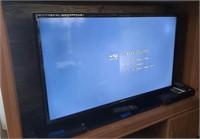 "40"" Samsung Flat Screen W/Remote"