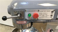 Black Diamond 10 Qt. Planetary Mixer BDPM-10