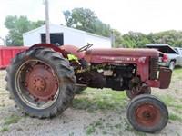 Massey Ferguson 65 diesel tractor w/power