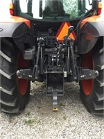 2018 130hp Kubota 4x4 Tractor with Loader