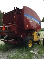 NH Roll Belt 450- Silage Special