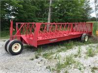 CattleMan's Feeder Wagon