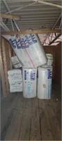 "54 Bags R-19 Kraft Faced Insulation 6""x23""x94"""