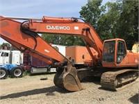 Daewoo SL290LC Excavator