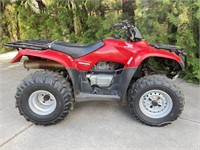 Honda Recon ATV, 250cc